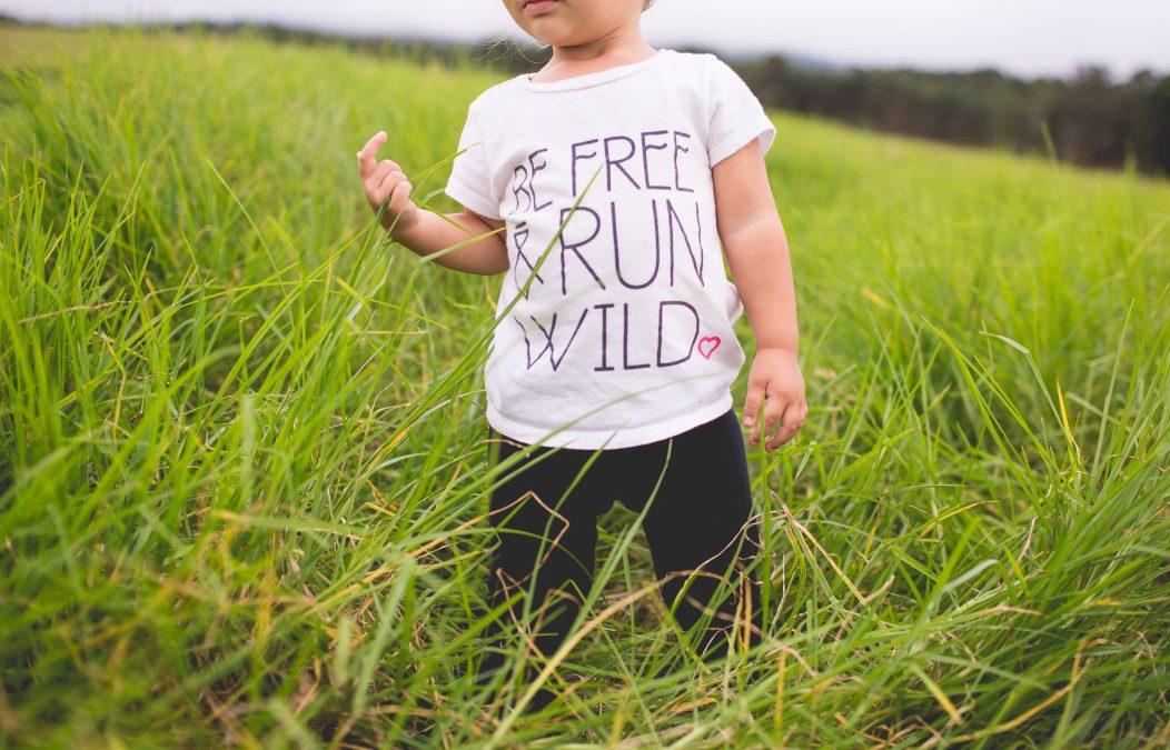 Faire le bonheur des enfants avec un T-shirt personnalise.
